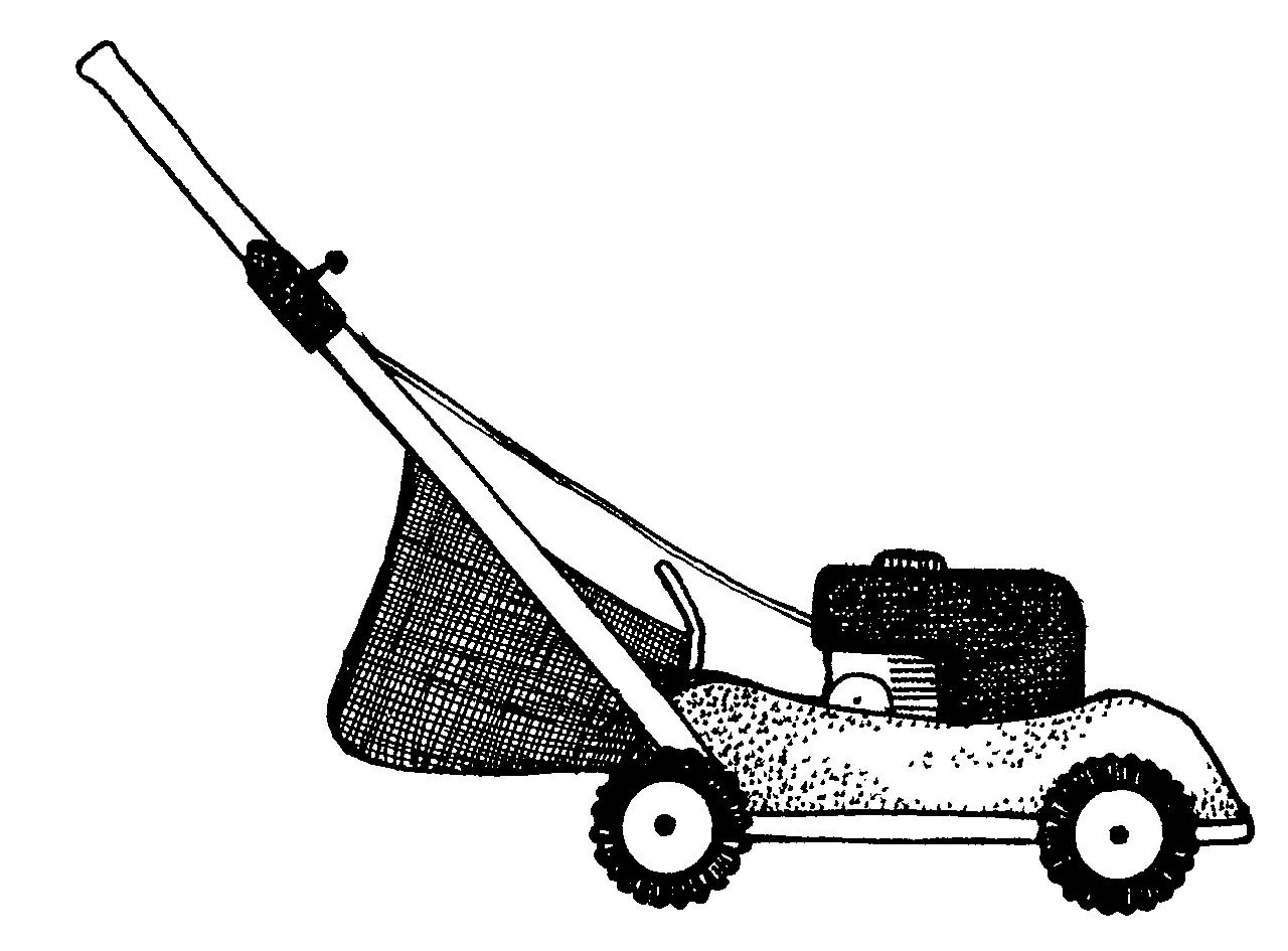 Lawn Mower Lawnmower Clip Art At Clker Vector Clip Art