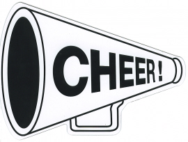 Cheer megaphone cheer quotes clipart clipart kid image #40567
