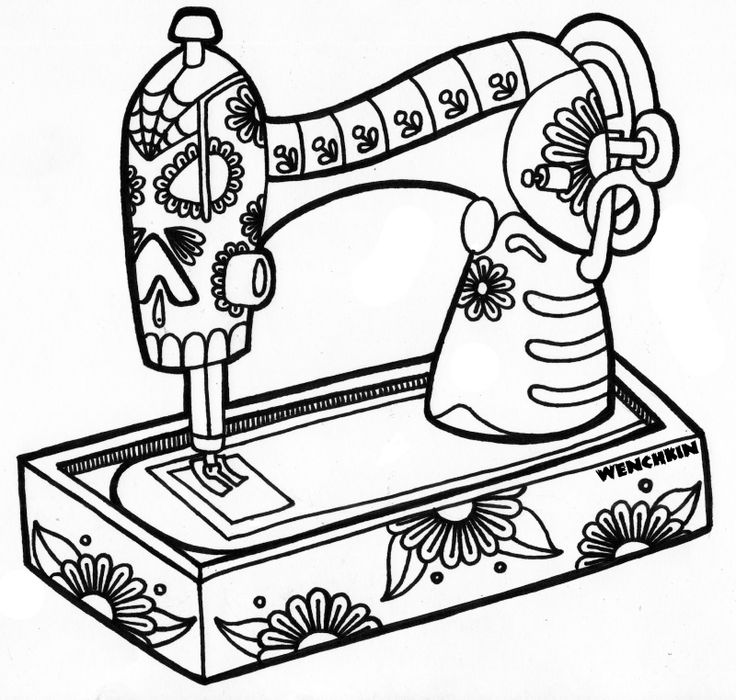 Sewing machine 0 images about sewing clip art on sewing