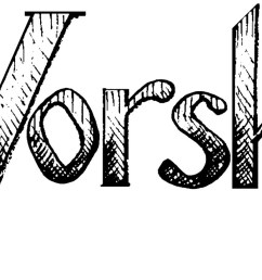 welcome to worship clipart clipart kid [ 1600 x 719 Pixel ]