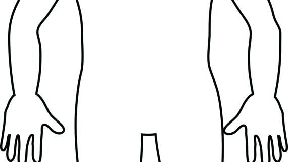 Body outline clipart template pictures on Cliparts Pub 2020!