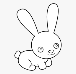 rabbit clipart bunny cartoon cute fast clip drawing pinclipart clipartmag clipground clipartkey