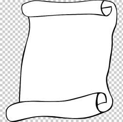 vertical frame clipart parchment cartoon paper