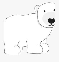 polar bear clipart clip bears cartoon animated ice drawing 123clipartpng clipground