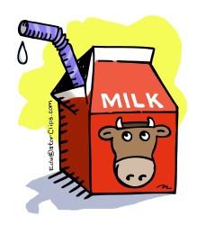 milk carton clipart clip