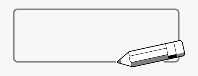 pencil border clipart blank frame