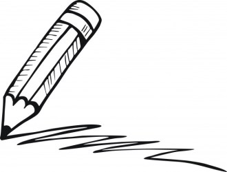 vector doodle pencil clipart tinkerbell lapiz sketch vectorified