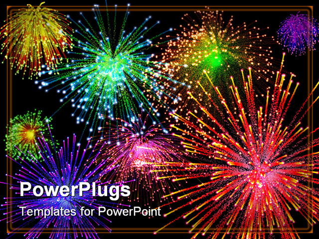 Ppt Wallpapers Animations Animated Fireworks Clipart For Powerpoint 2 187 Clipart Station