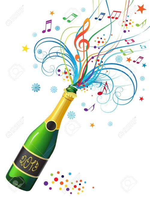 small resolution of bouteille de champagne clipart 2