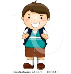 boy clipart student illustration vector royalty clip helpful bnp coloring studio rf raising cliparts clipartmag magz graphics dragon pages boys