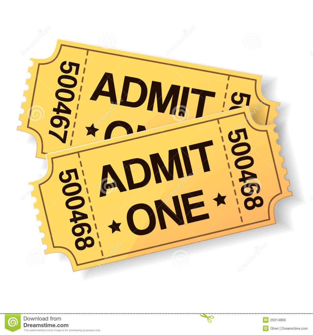 medium resolution of cinema ticket clipart 6