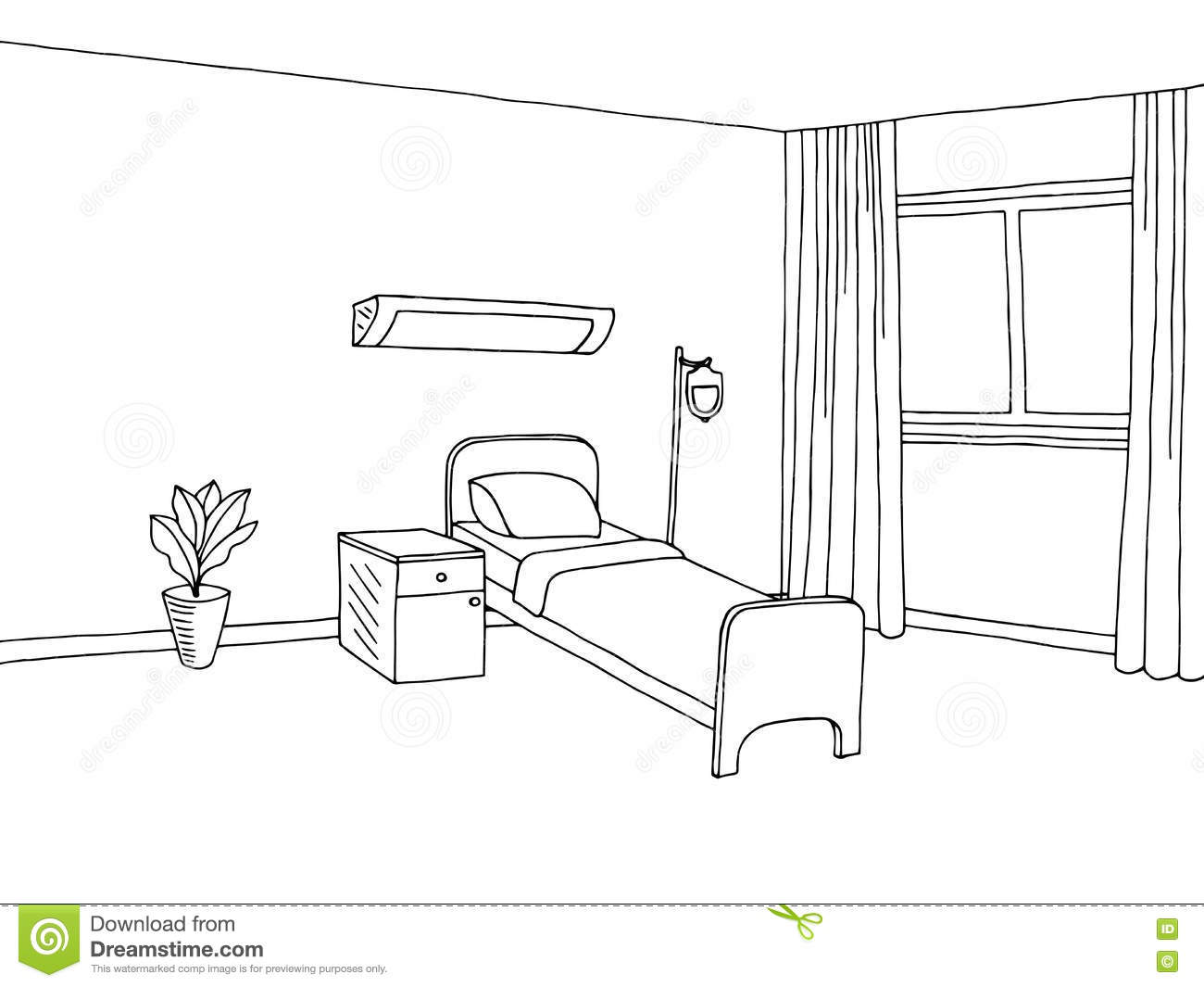 Clinic Clipart Black And White 5 Clipart Station