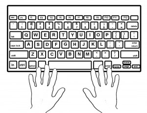Computer keyboard clipart for kids 4 » Clipart Station