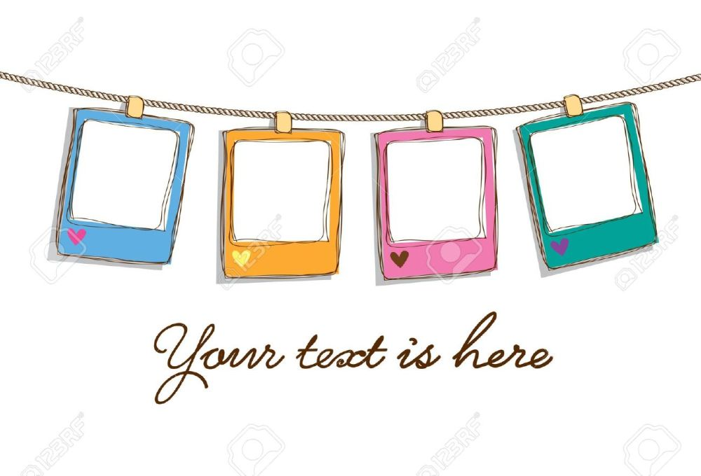 medium resolution of cute frame clipart