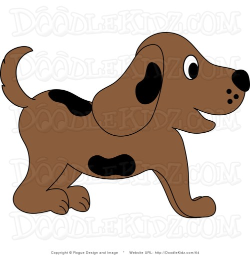 small resolution of dog and puppy clipart 6