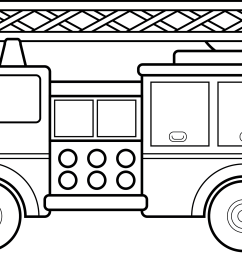fire station clipart black and white [ 3029 x 1655 Pixel ]