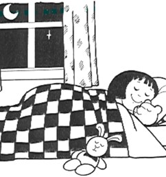 go to bed clipart 2 [ 1280 x 888 Pixel ]
