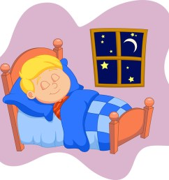 go to bed clipart 6 [ 1000 x 836 Pixel ]