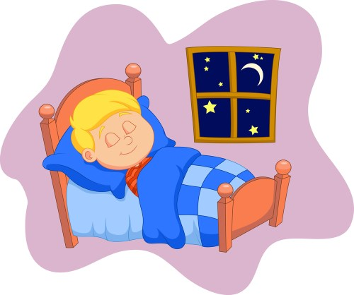 small resolution of go to bed clipart 6