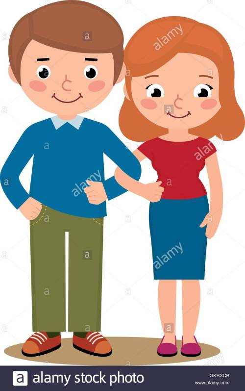 small resolution of husband and wife clipart 10