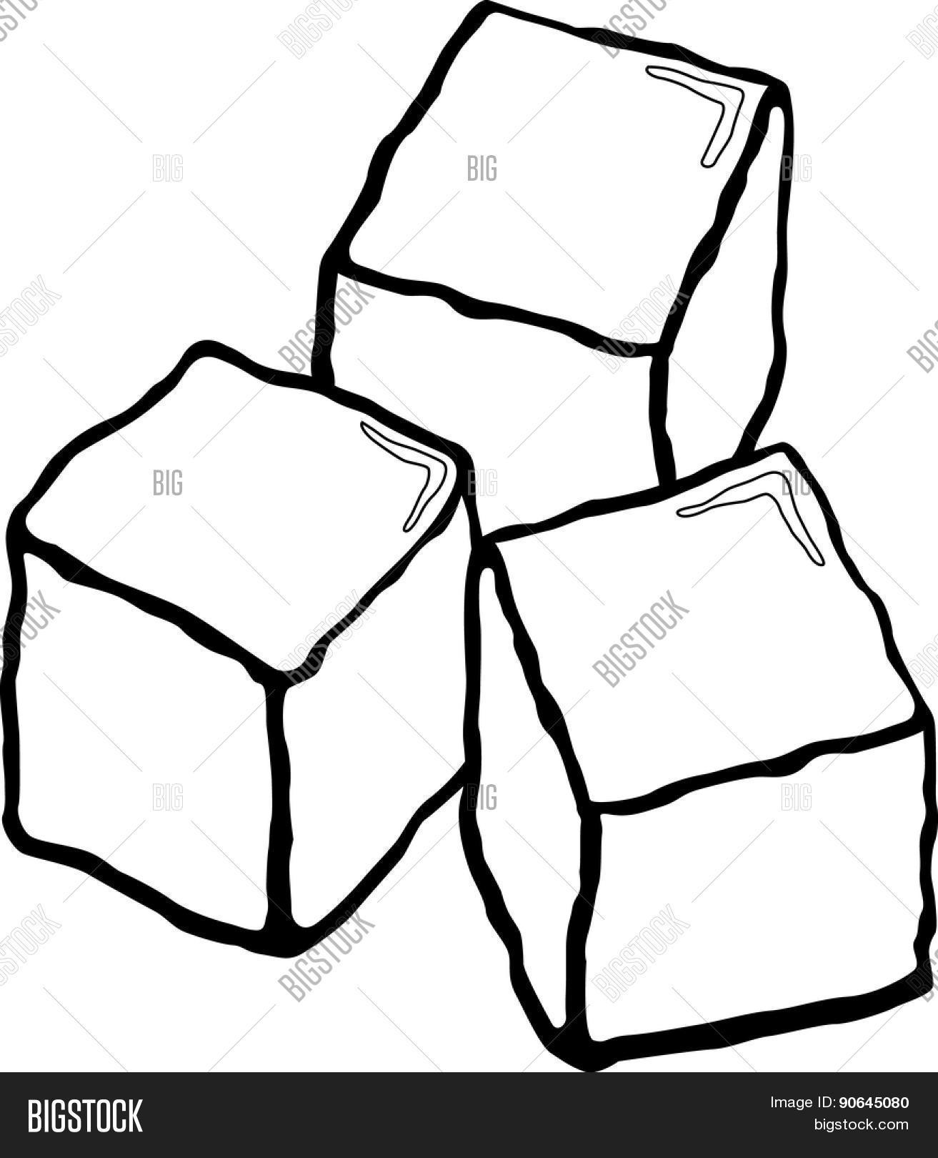 Ice Clipart Black And White 4 Clipart Station
