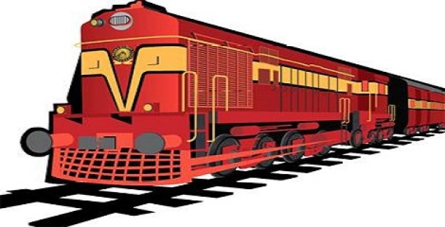 Indian railway clipart 11 » Clipart Station
