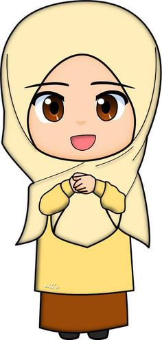 Malay girl clipart 10  Clipart Station