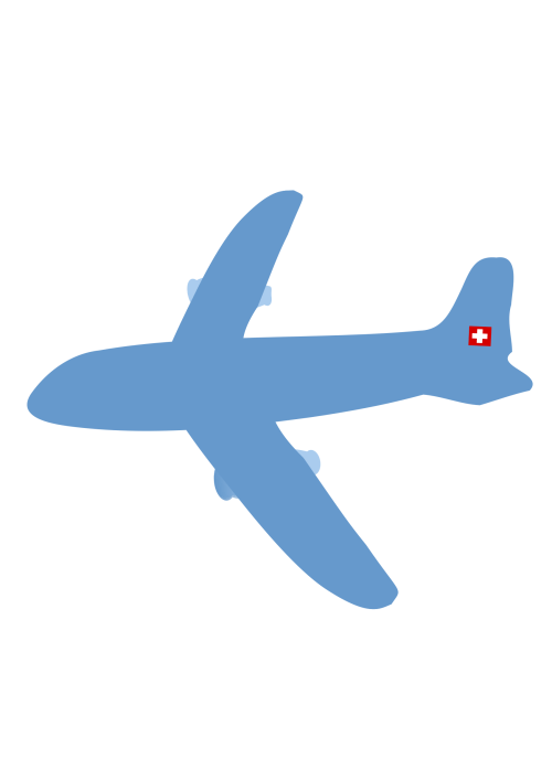 small resolution of plane clipart no background 8