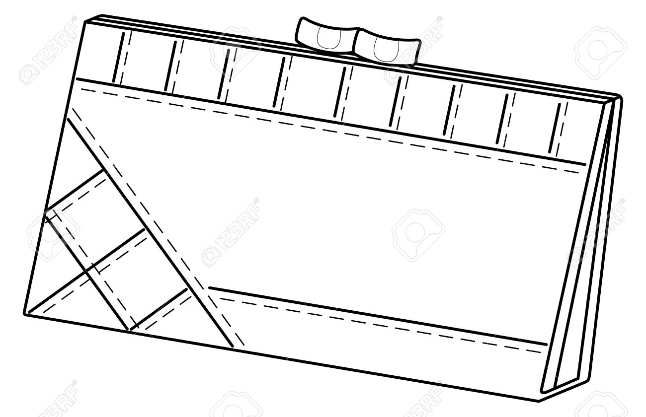 Rectangle Objects Clipart Black And White 4 Clipart Station