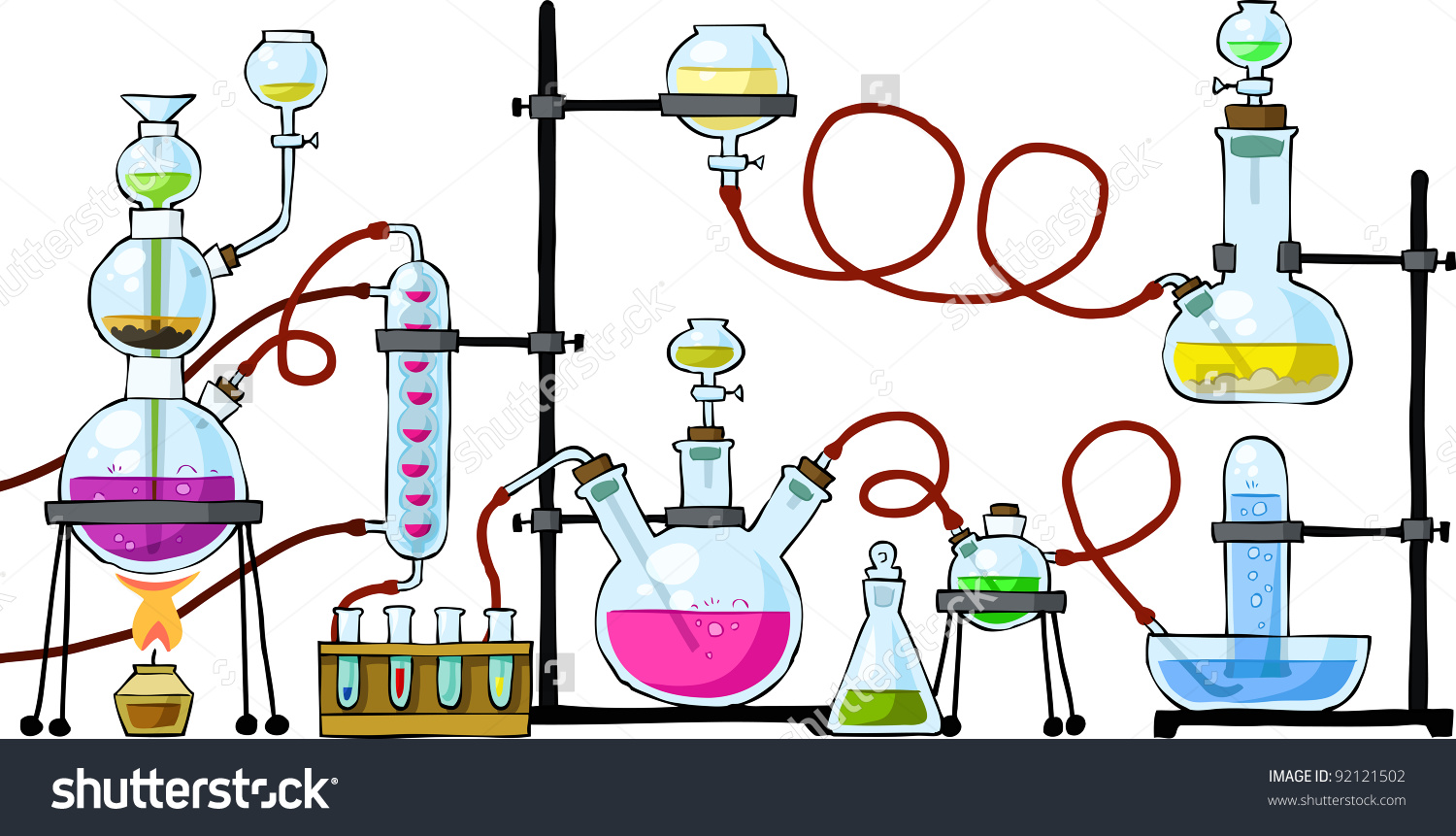 Science Lab Clipart 4 Clipart Station