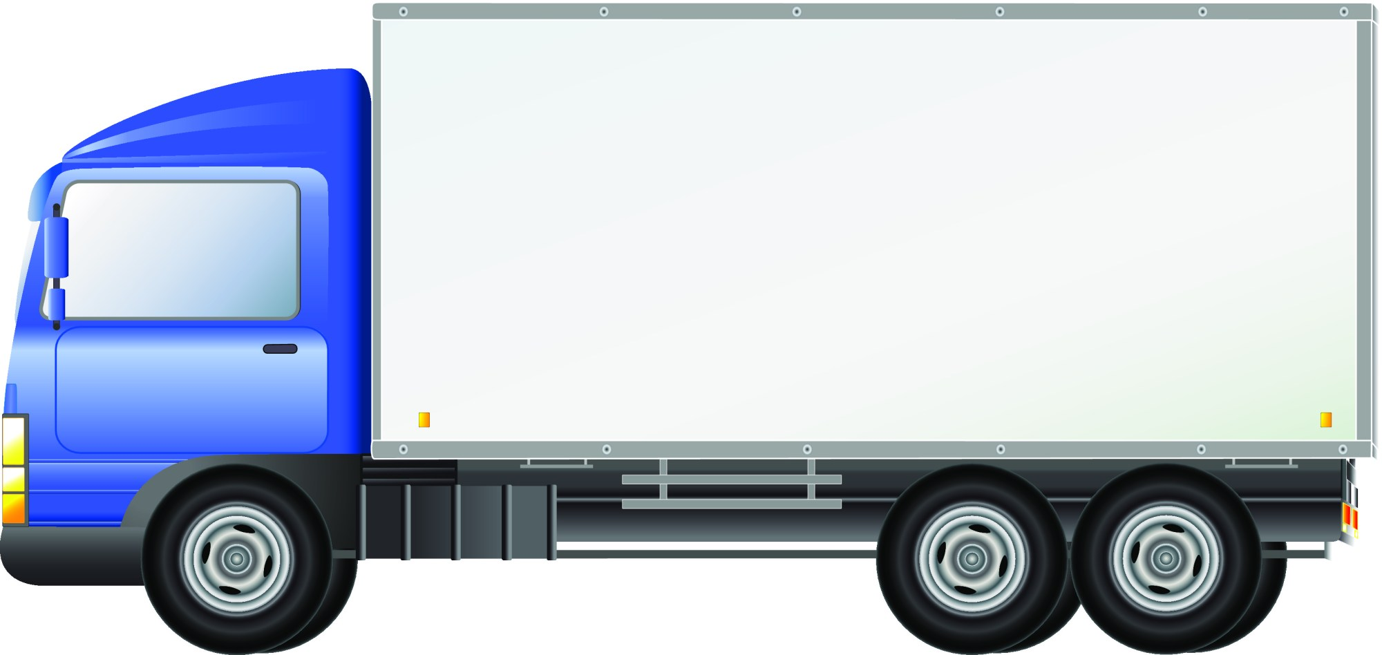 hight resolution of truck clipart 8