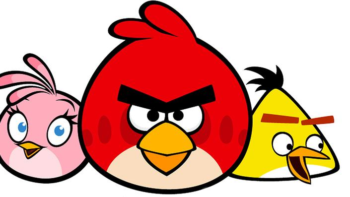 angry birds clipart 4