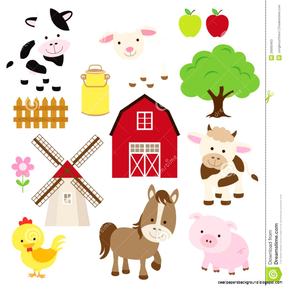 hight resolution of baby animal clipart free 4