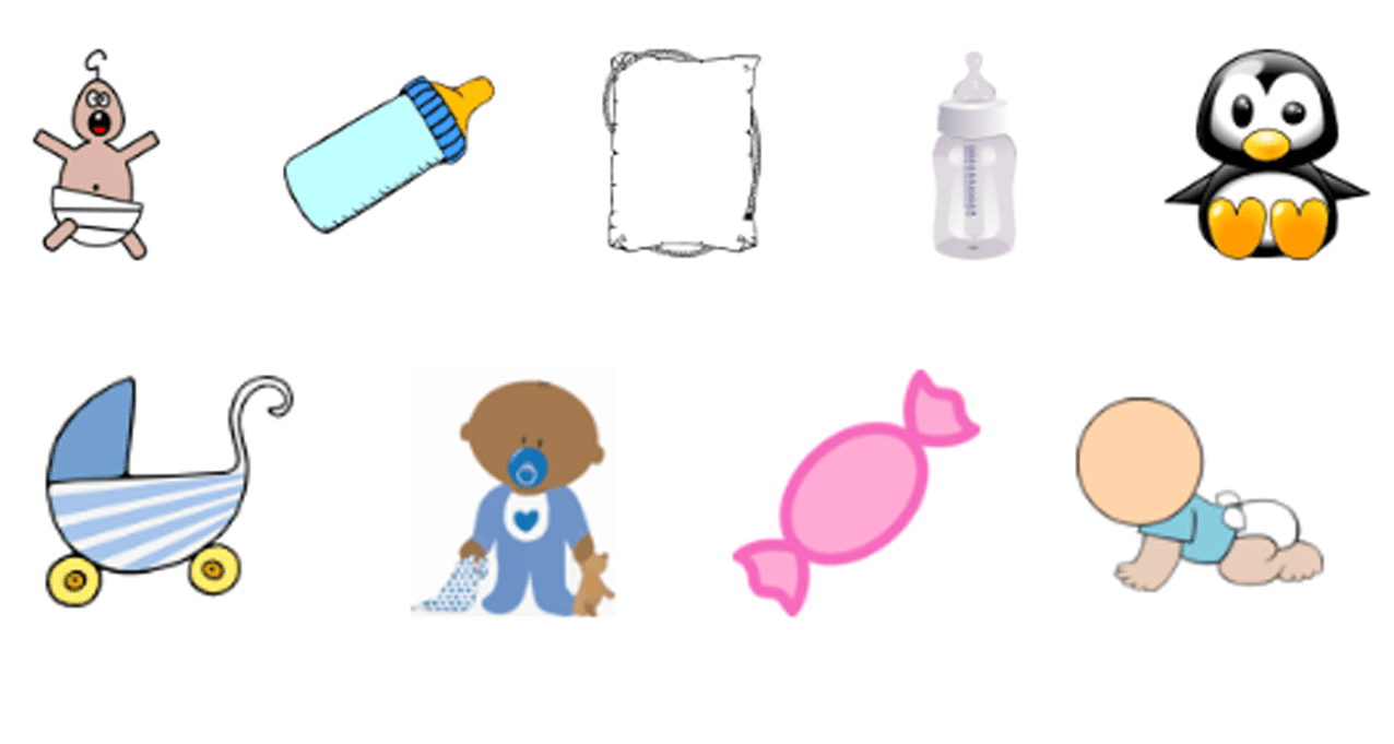 hight resolution of baby picture clipart 3
