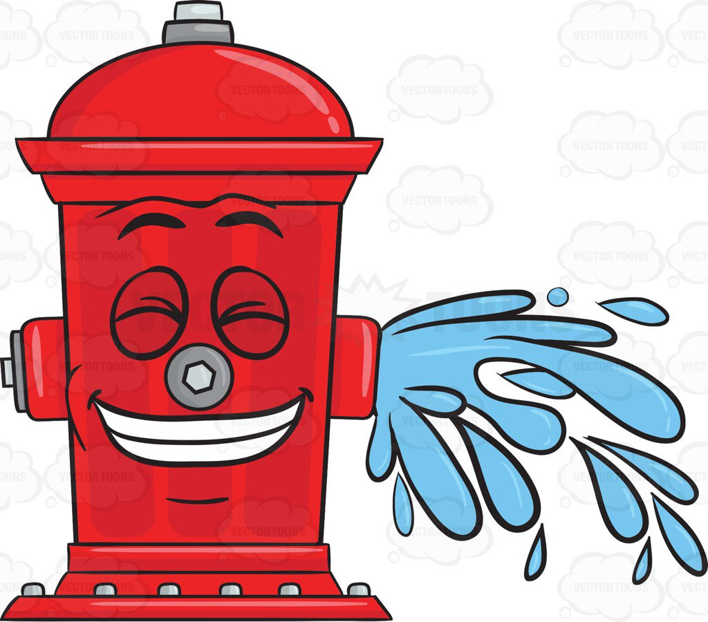hight resolution of cartoon fire hydrant clipart 3