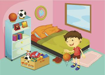 Child bed clipart 5 Clipart Station