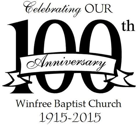 Church anniversary clipart 1 » Clipart Station