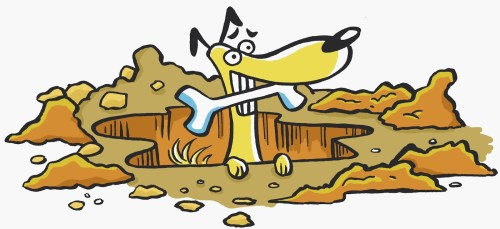 small resolution of clipart digging a hole 8
