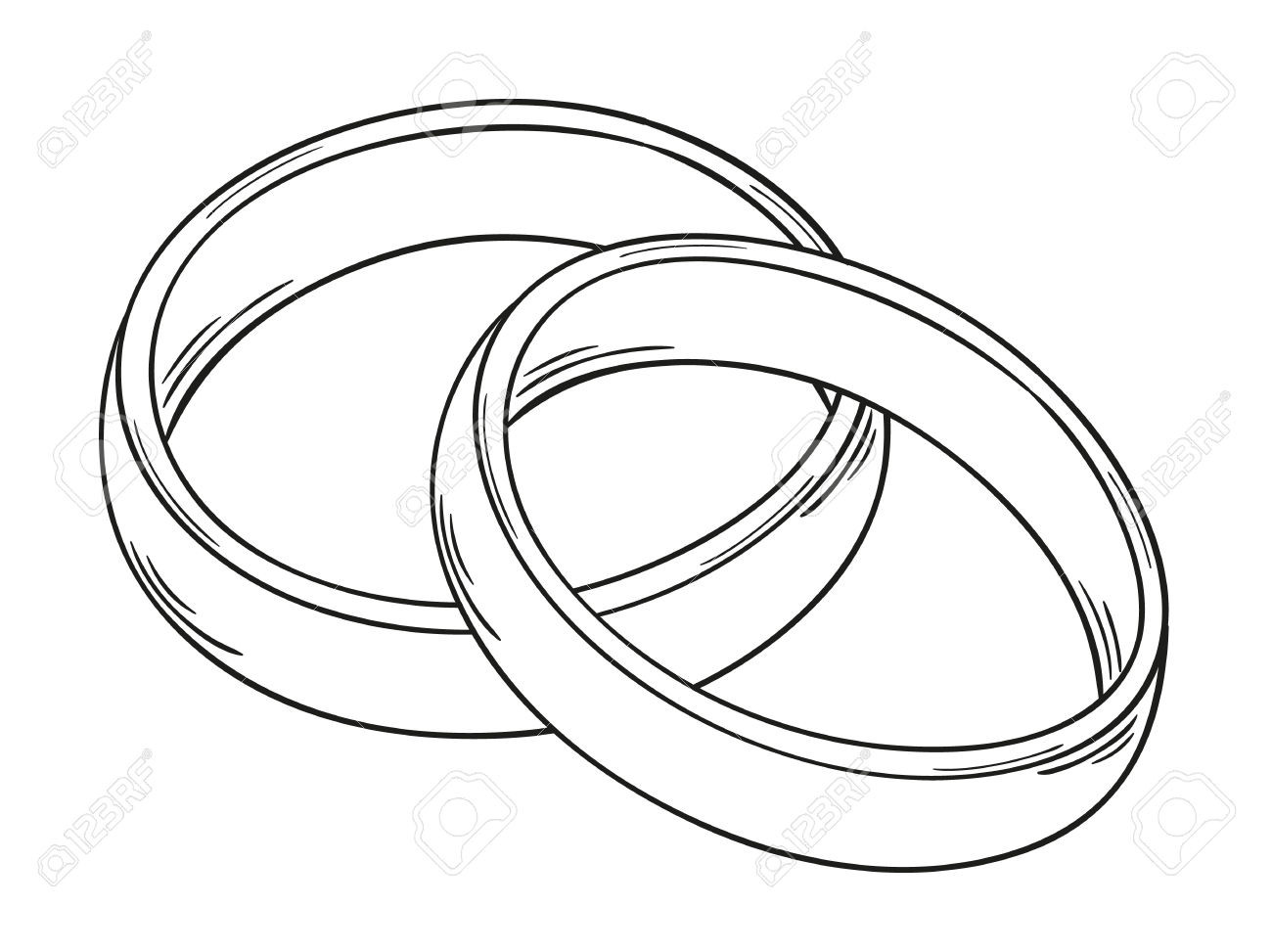 Marriage Rings Symbol Clipart Inspiration Von Hochzeit