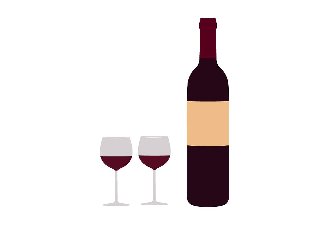 hight resolution of clipart wine bottle 2