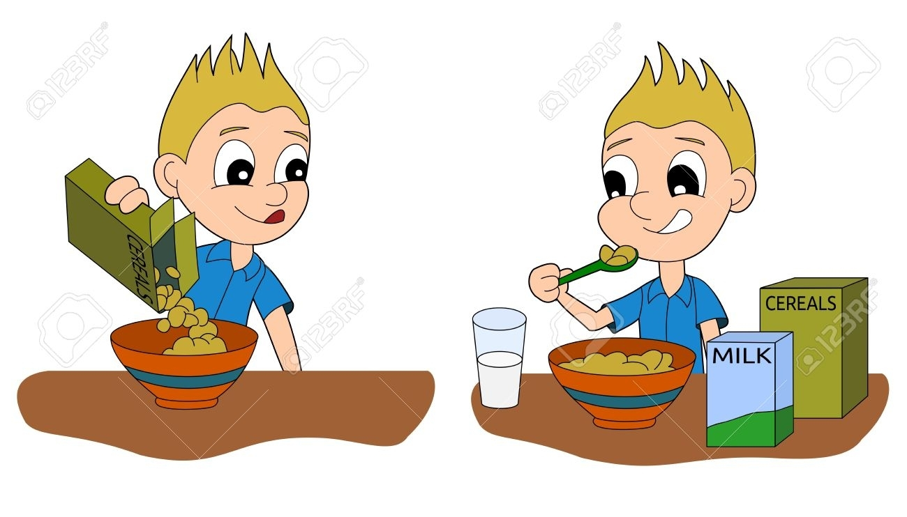 hight resolution of eat breakfast clipart lovely boy eating breakfast clipart free clip art freeclipart