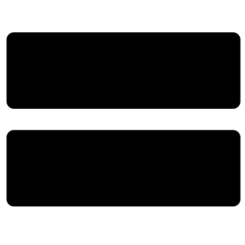 small resolution of equal sign clipart 2