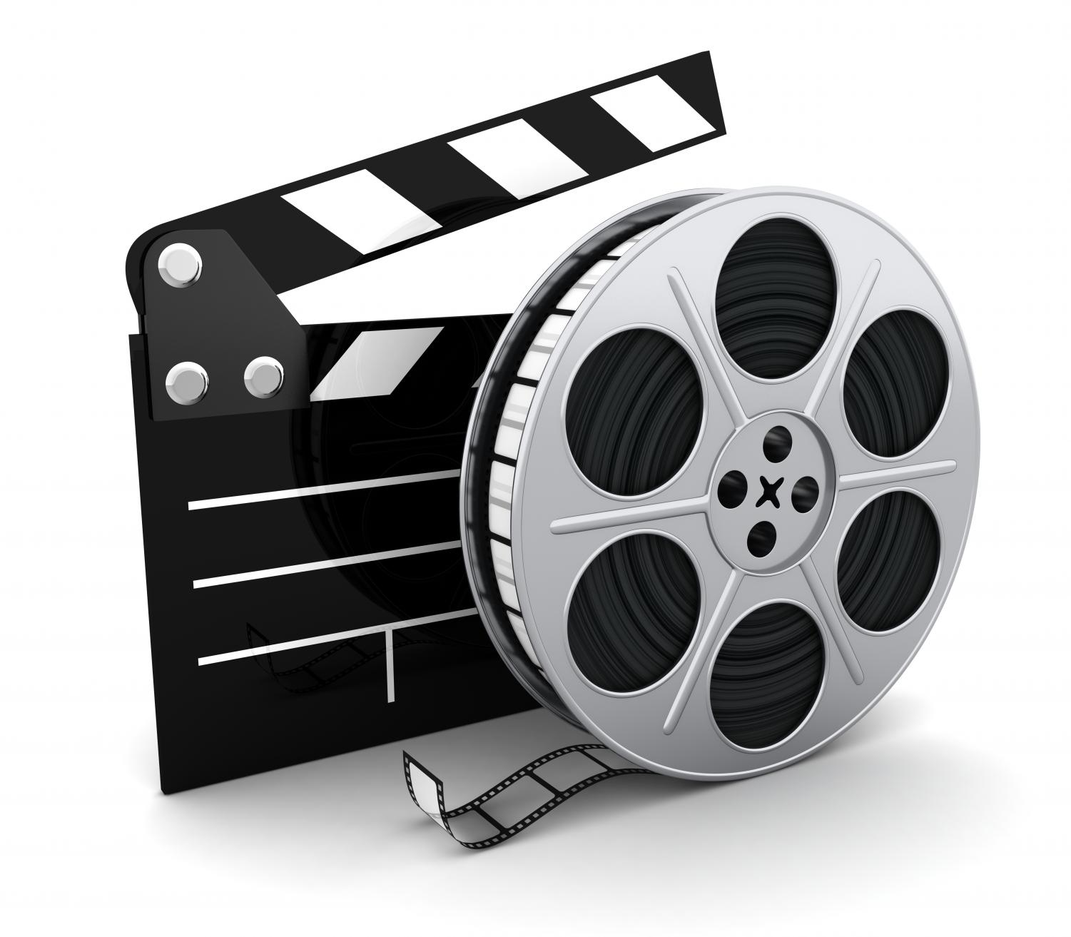 hight resolution of film reels clipart 5