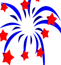 free 4th of july fireworks clipart 4 [ 1024 x 1024 Pixel ]