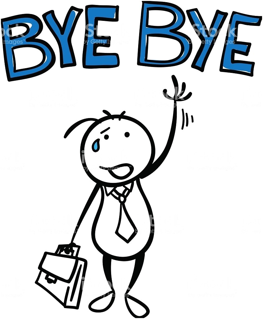 hight resolution of goodbye clipart free 2