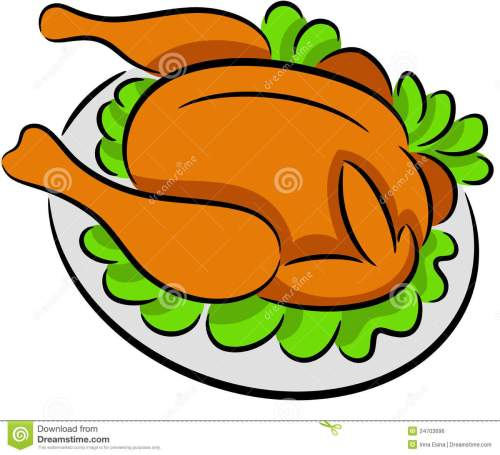 small resolution of grilled chicken clipart 6