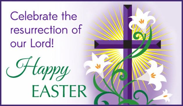 Happy easter religious clipart 5 » Clipart Station