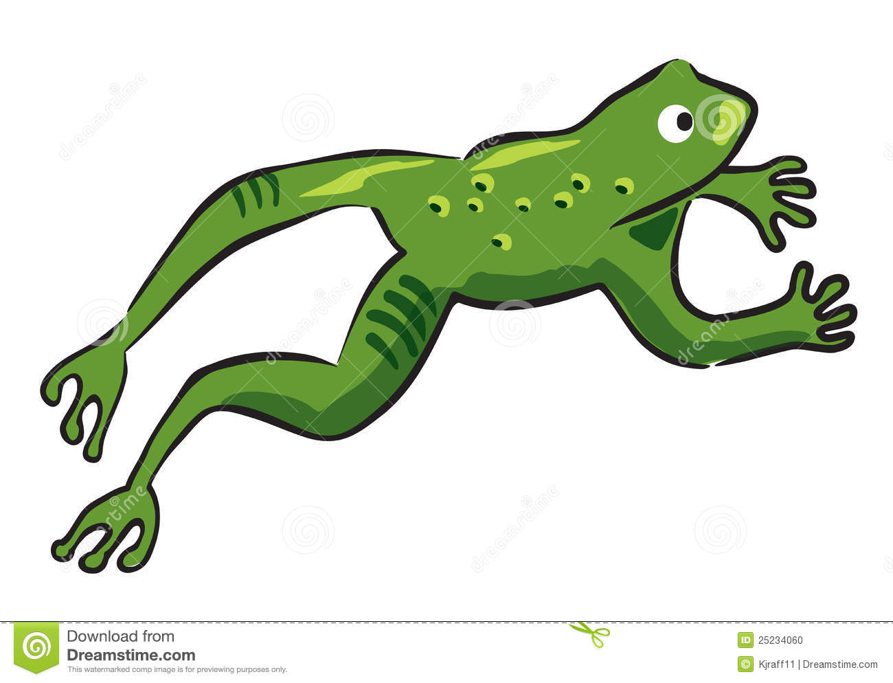 hight resolution of leaping frog clipart free 4