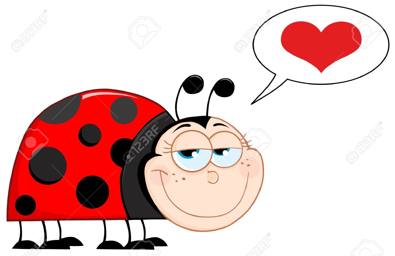 hight resolution of love bug clipart 1