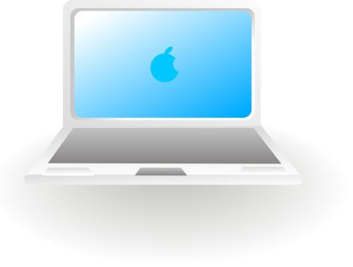 small resolution of mac laptop clipart 1